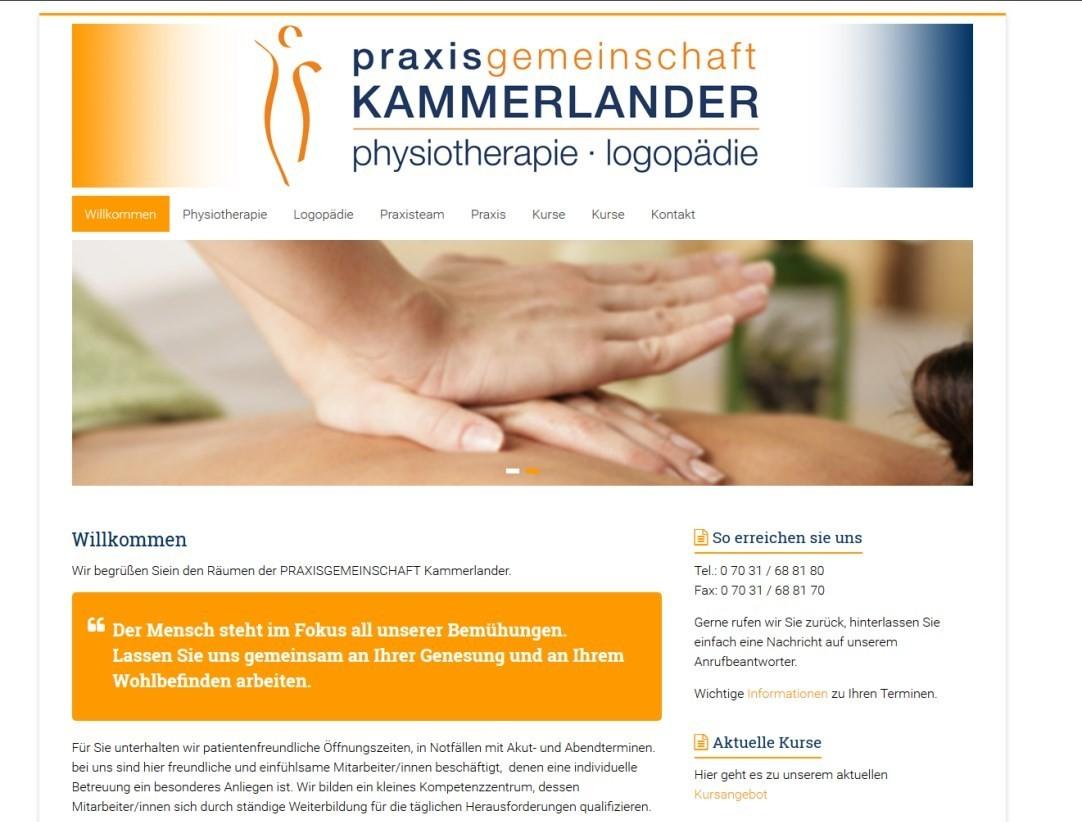 www.praxisgemeinschaftkammerlander.de